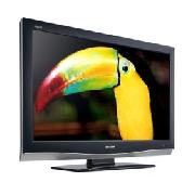 "Sharp LE37XD1E - 37"" Widescreen 1080P Full HD LCD TV - with Freeview"