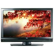 "LG 37LF66 37"" HD LCD TV with Integrated Freeview Digital Tuner"