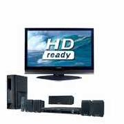 "Panasonic TH42PX70 42"" HD Ready Digital Plasma TV and Dvd Home Cinema System"