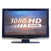 Sharp Lc37xd1e 37 Hd Ready 1080P Digital Lcd Tv