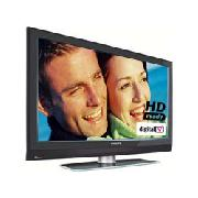 "Philips 52PFL7762D - Ctv LCD 52""16:9 Pix Plus Freeview 1080P"