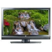 "LG High Def 37"" 1080P, LCD TV with X2 HDmi Connection and Freeview, 5000:1 Contrast Ratio"