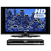 Panasonic Viera TH42PZ70B Plasma HD Ready Digital Television, 42 inch and Digital Box/Dvd/HDd Recorder