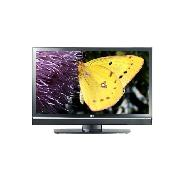 "37"" LG 37LF66 LCD Digital TV Full HD 1080P"