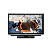 "47"" JVC LT-47DV8BJ LCD Digital Full 1080P HD Ready"
