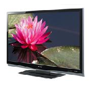Sharp Aquos LC52X20E 52 inch HD Ready 1080P Slimline LCD TV